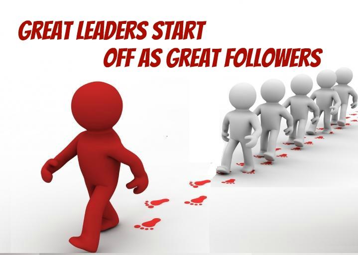 Great Leaders…